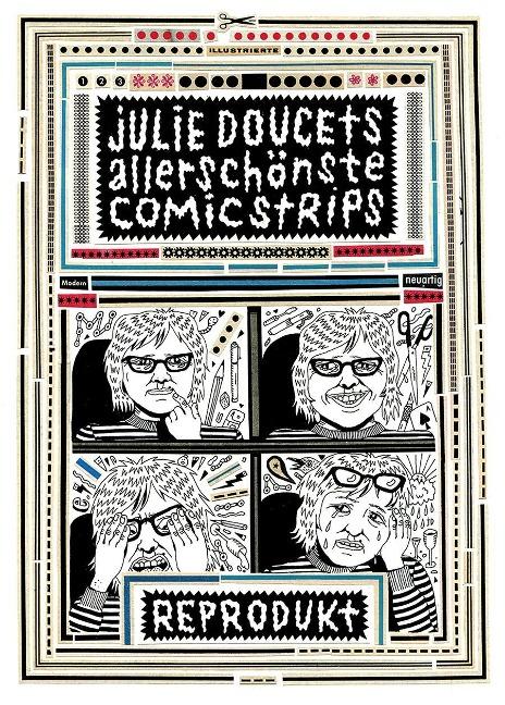 Julie Doucet, Julie Doucets allerschönste Comic Strips