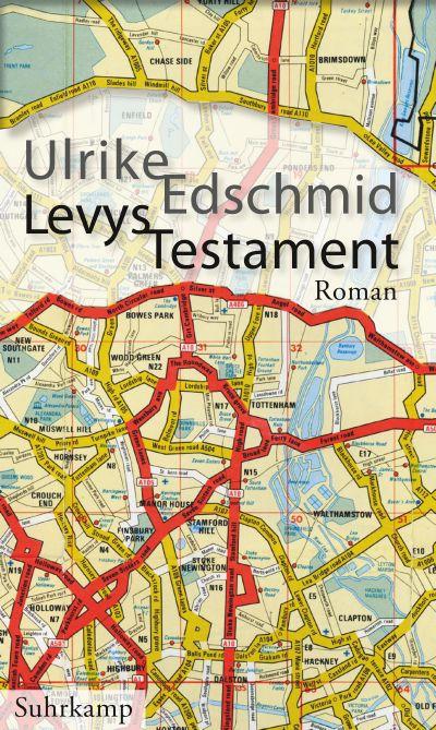 Ulrike Edschmid, Levys Testament